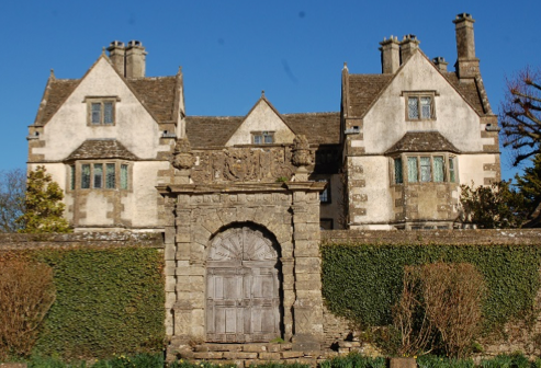 photo showing Elizabethan Manor House
