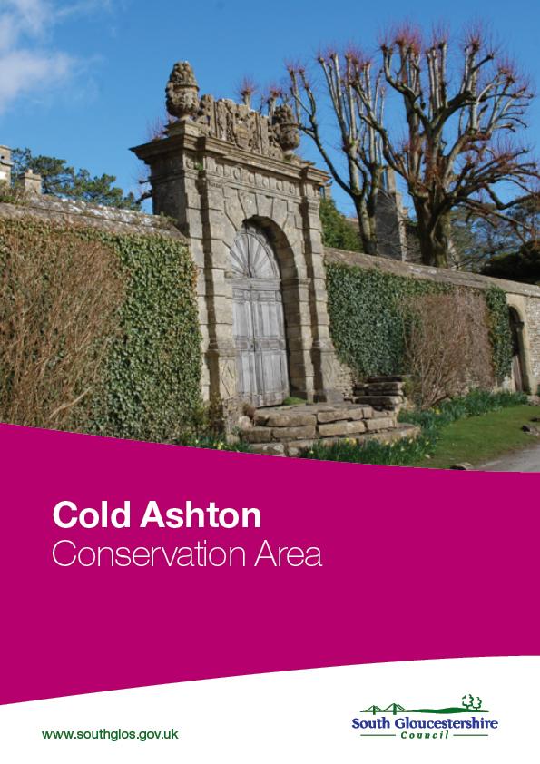 Cold Ashton Conservation Area