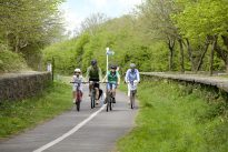 photo of strategic cycle route