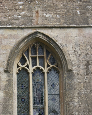 Figure 10: Stain glass window