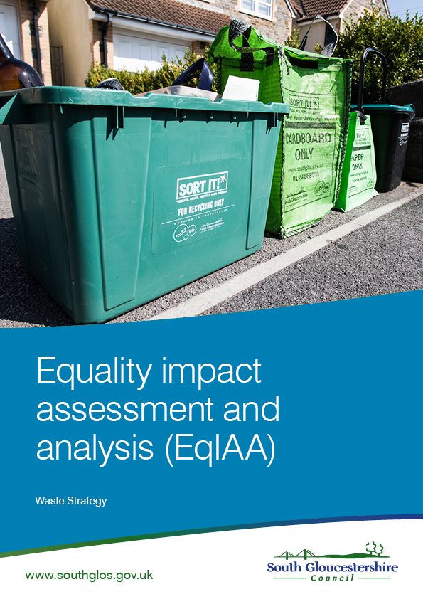 Equality Impact Assessment and Analysis