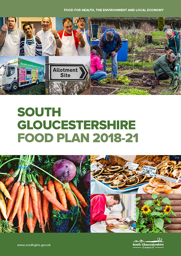 South Gloucestershire Food Plan 2018-21