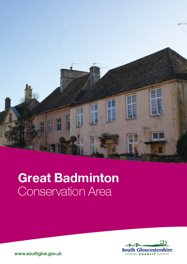 Great Badminton Conservation Area