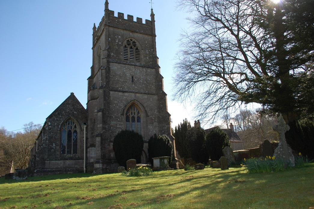 Figure 3: St, James Church