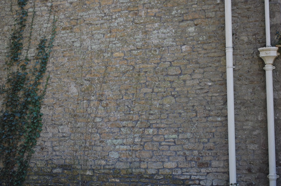 Figures 16 to 18: Examples of Cotswold stone walls in Horton