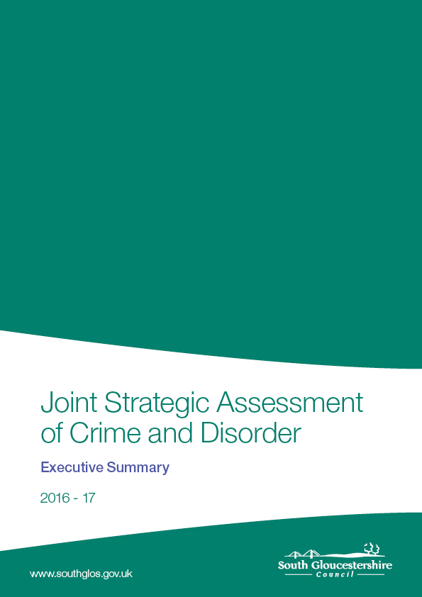 Joint Strategic Assessment 16