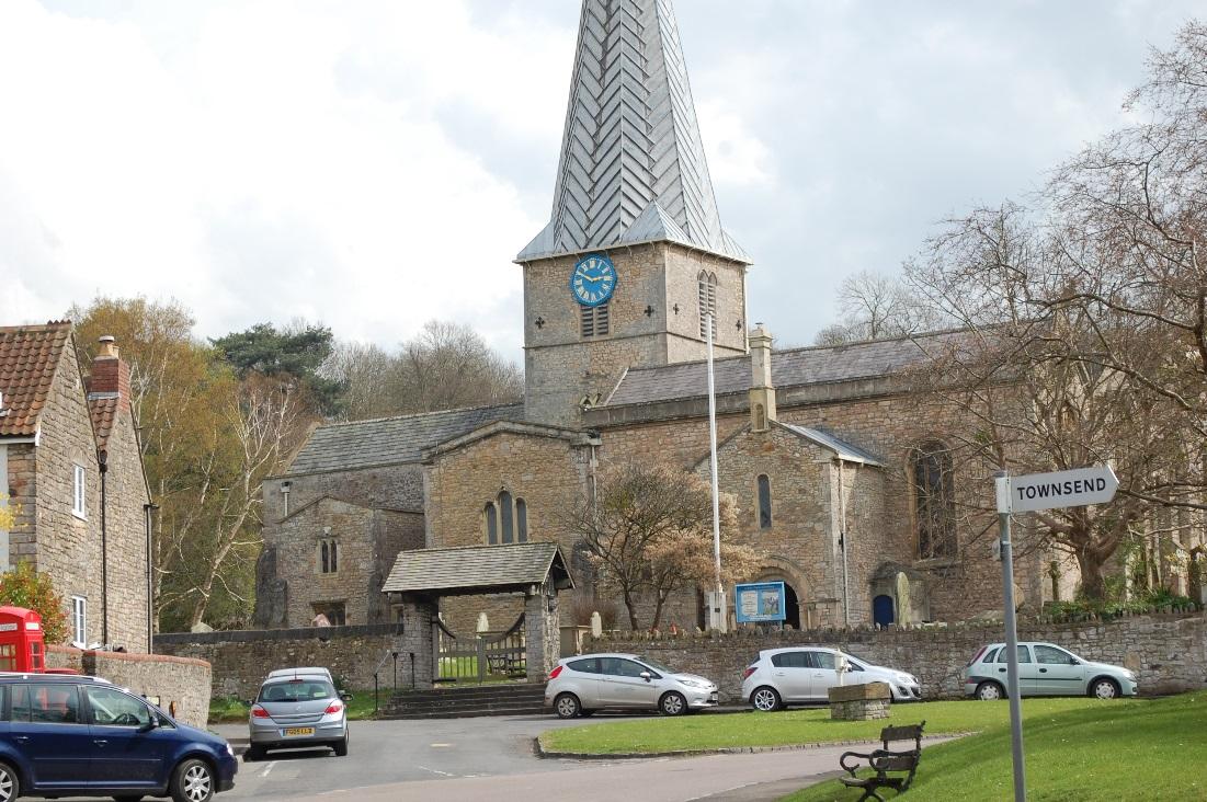 Figure 4: St. Mary's Church