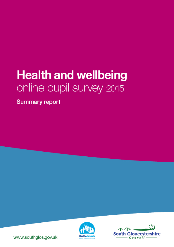 Health and Wellbeing Online Pupil Survey 2015 - Summary Report