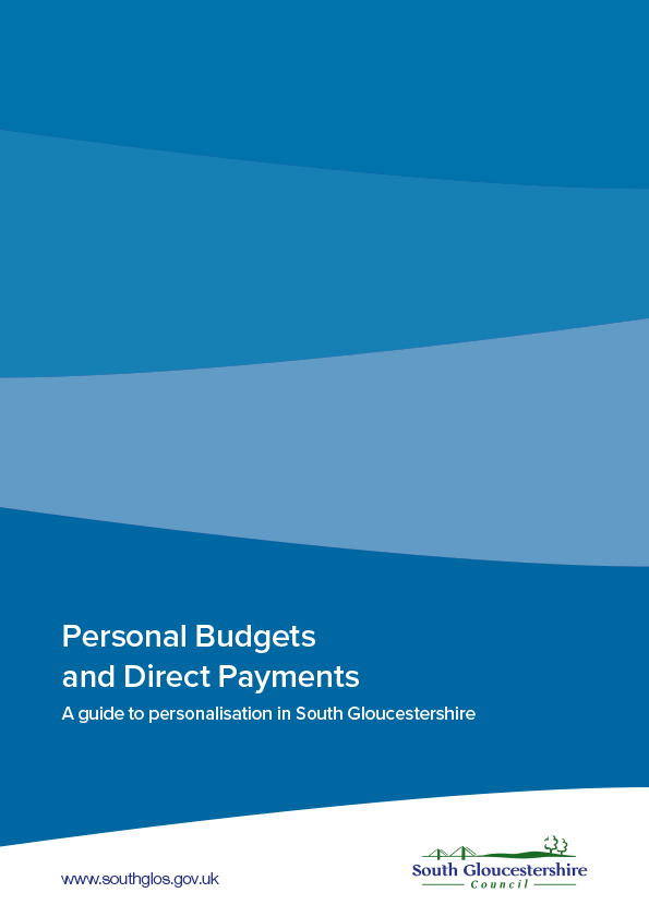 Personal Budgets and Direct Payments