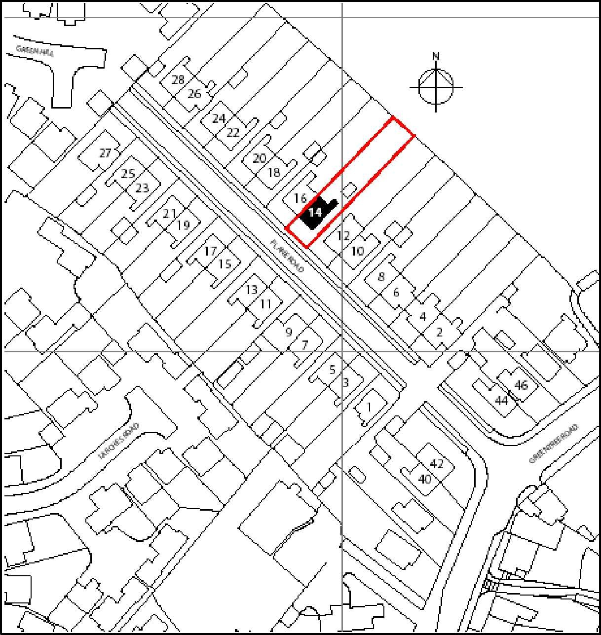 site location plan planning application guidance