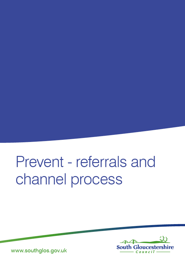 Prevent - referrals and channel process