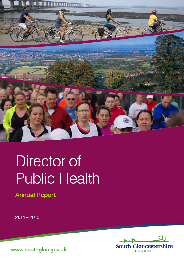 Director of Public Health Annual Report for South Gloucestershire 2015