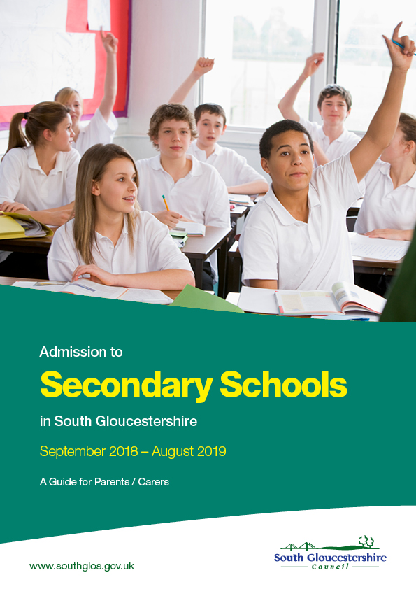 Admission to secondary schools in South Gloucestershire