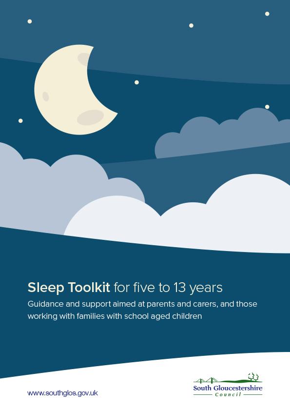 The South Gloucestershire Sleep Toolkit - childhood