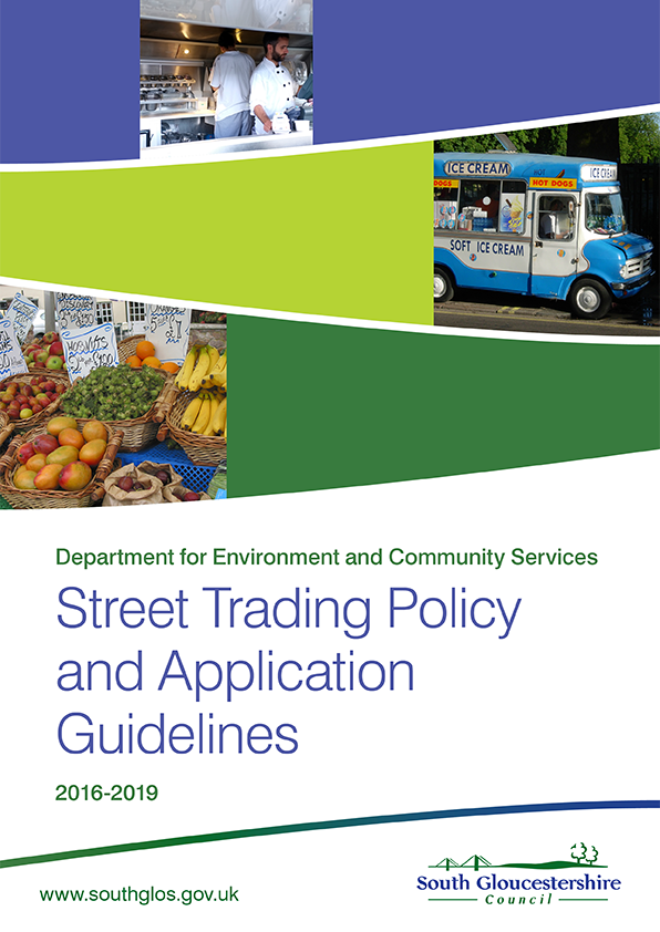 Street Trading Policy and Application Guidelines