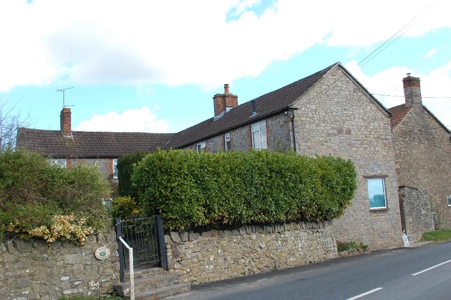 Figure 6: Malt Cottages.