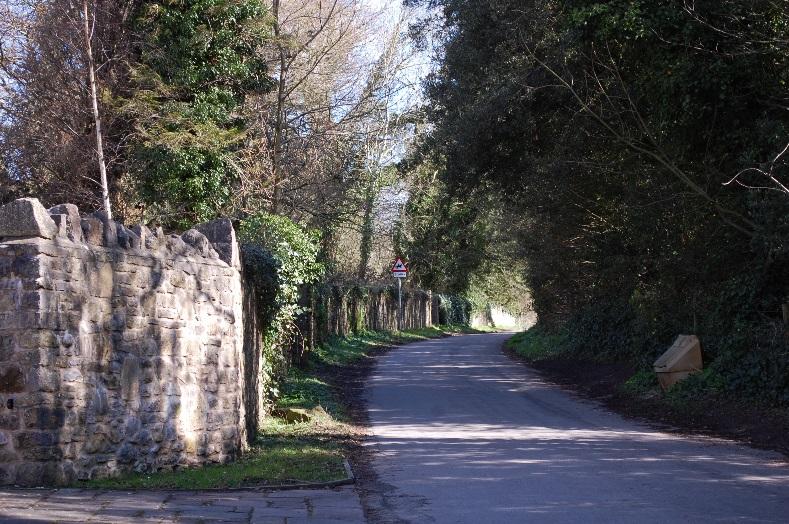 Figure 12: Baden Hill Road
