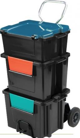 image showing Stackable trolley
