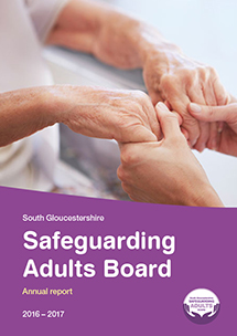 South Gloucestershire Safeguarding Adults Board Annual Report 2016/17