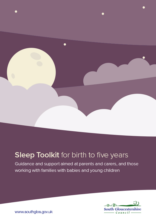 The South Gloucestershire Sleep Toolkit - Early Years
