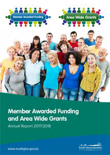 Member Awarded Funding (MAF) and Area Wide Grants (AWG) Annual Report 2017/18
