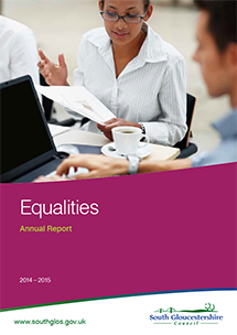 Equalities Annual Report 2014-15