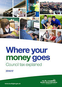 Where your money goes 2016-17