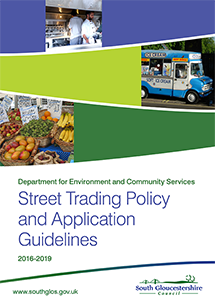 Street trading policy and application guidance