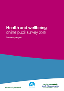 Online Pupil Survey 2015