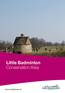 Little Badminton Conservation Area
