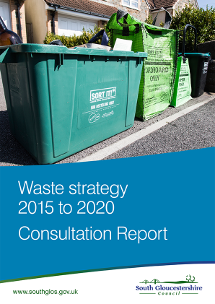 Waste Strategy 2015 to 2020 Consultation Report