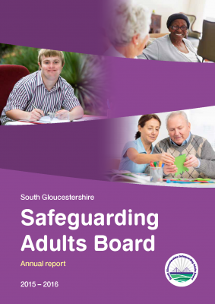 South Gloucestershire Safeguarding Adults Board Annual Report 2015/16
