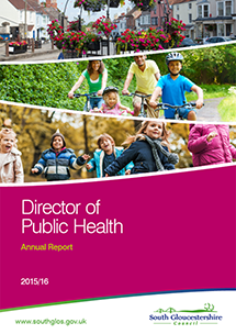 Director of Public Health Annual Report for South Gloucestershire 2016